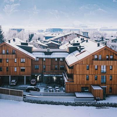 2-3 Tage im 4* ELEMENTS RESORT Zell am See
