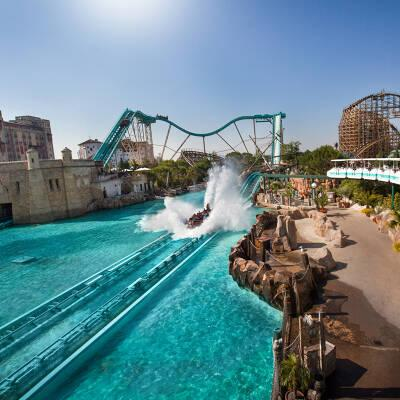 Europa-Park Germany including a stay in a four star hotel in Offenburg